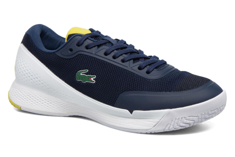 Chaussures de sport Lacoste LT PRO 317 1 Bleu vue détail/paire