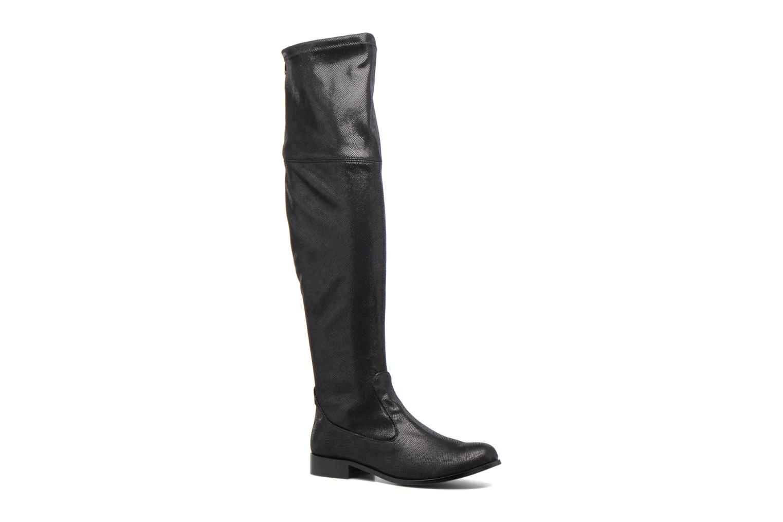 Boots & wellies Georgia Rose Serpentin Black detailed view/ Pair view