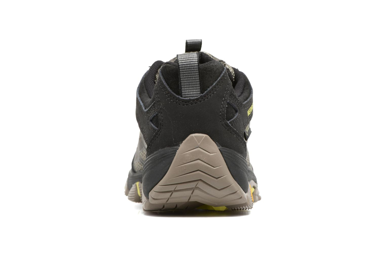 Chaussures de sport Merrell Moab Fst Gtx Gris vue droite