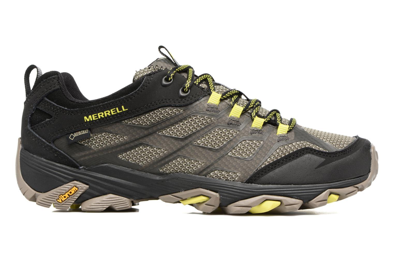 Chaussures de sport Merrell Moab Fst Gtx Gris vue derrière