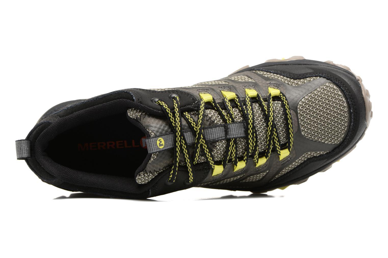 Chaussures de sport Merrell Moab Fst Gtx Gris vue gauche