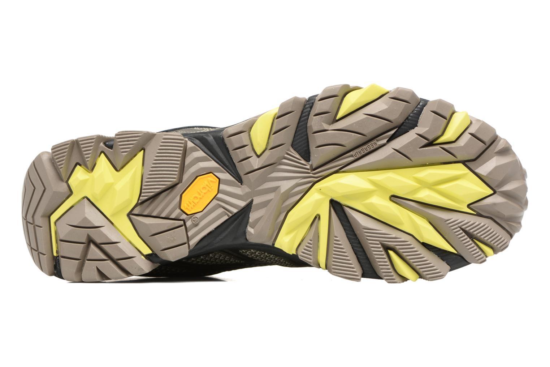 Chaussures de sport Merrell Moab Fst Gtx Gris vue haut