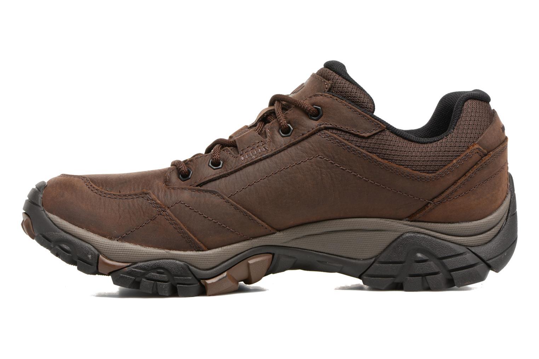 Chaussures de sport Merrell Moab Venture Lace Marron vue face
