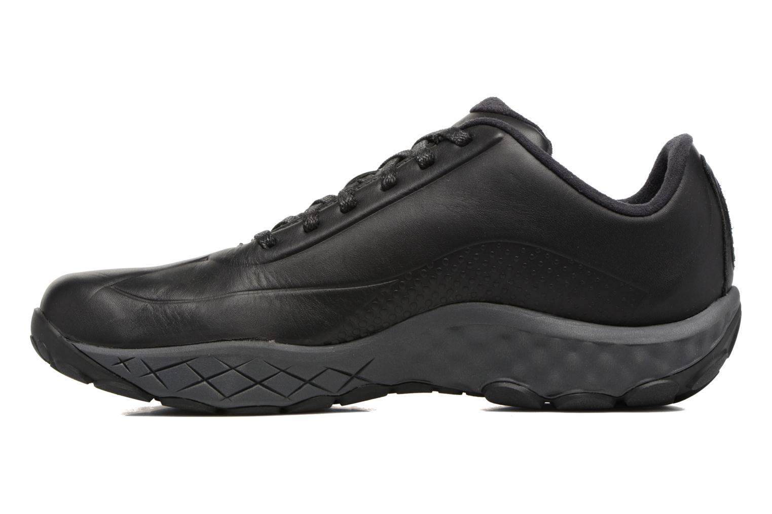 Baskets Merrell Sprint Lace Leather Ac+ Noir vue face