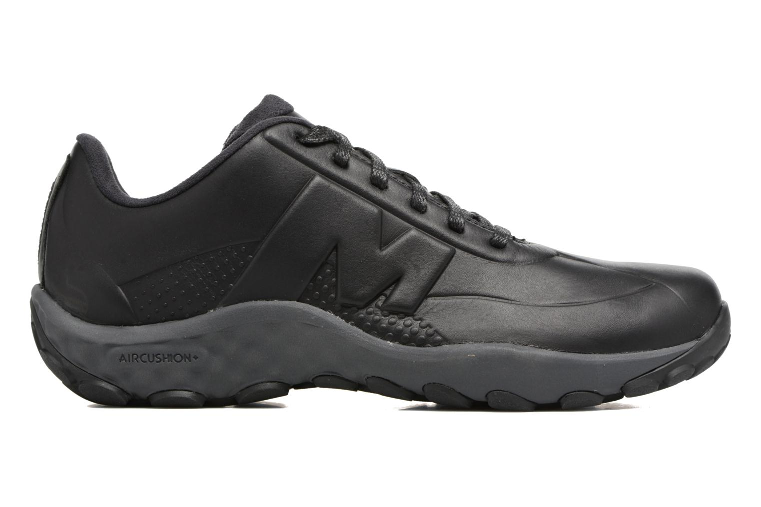 Baskets Merrell Sprint Lace Leather Ac+ Noir vue derrière