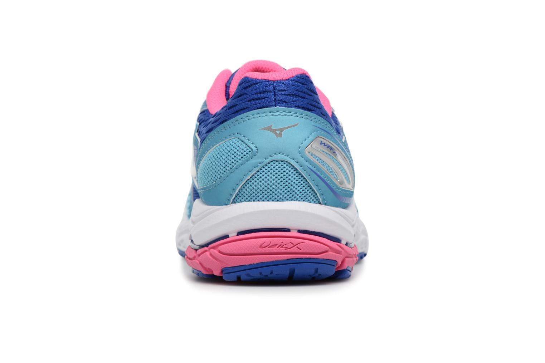 Chaussures de sport Mizuno WAVE PRODIGY (W) Bleu vue droite