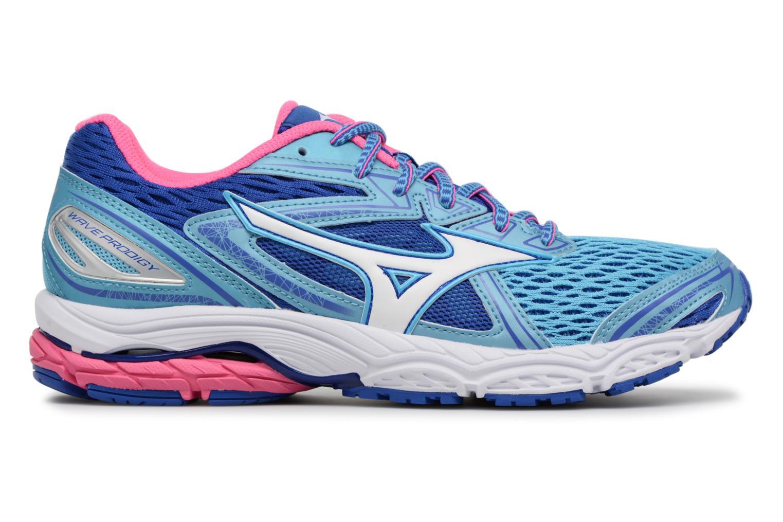 Chaussures de sport Mizuno WAVE PRODIGY (W) Bleu vue derrière