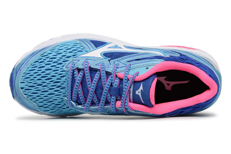Chaussures de sport Mizuno WAVE PRODIGY (W) Bleu vue gauche