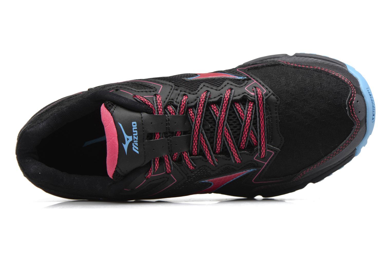 Chaussures de sport Mizuno WAVE DAICHI 2 (W) Noir vue gauche