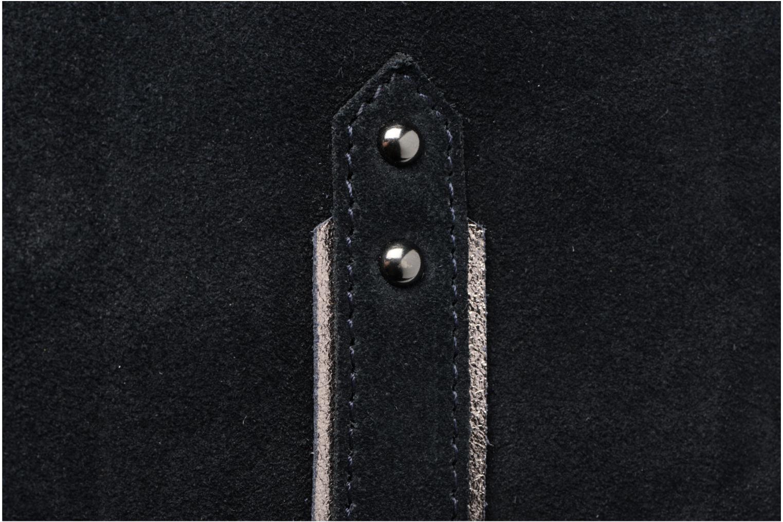 Sacs à main Petite mendigote Crossbody Alix Bleu vue gauche