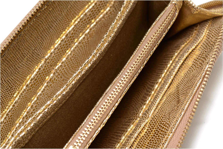 Portefeuille Snake Galia Gold Foil
