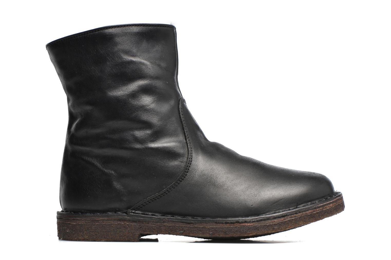 Bottines et boots PèPè Fabio Noir vue derrière