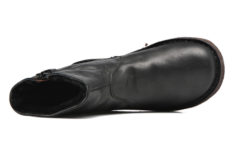 Bottines et boots PèPè Fabio Noir vue gauche