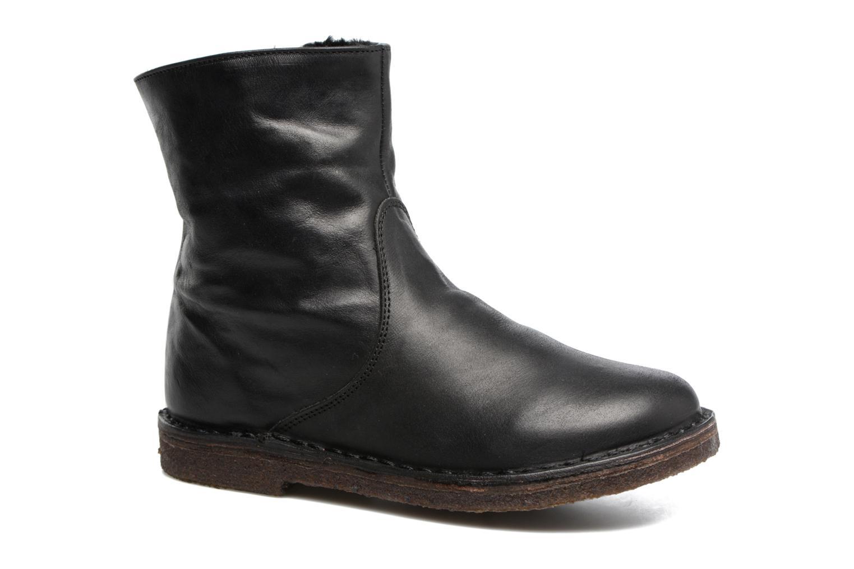 Bottines et boots PèPè Fabio Noir vue détail/paire