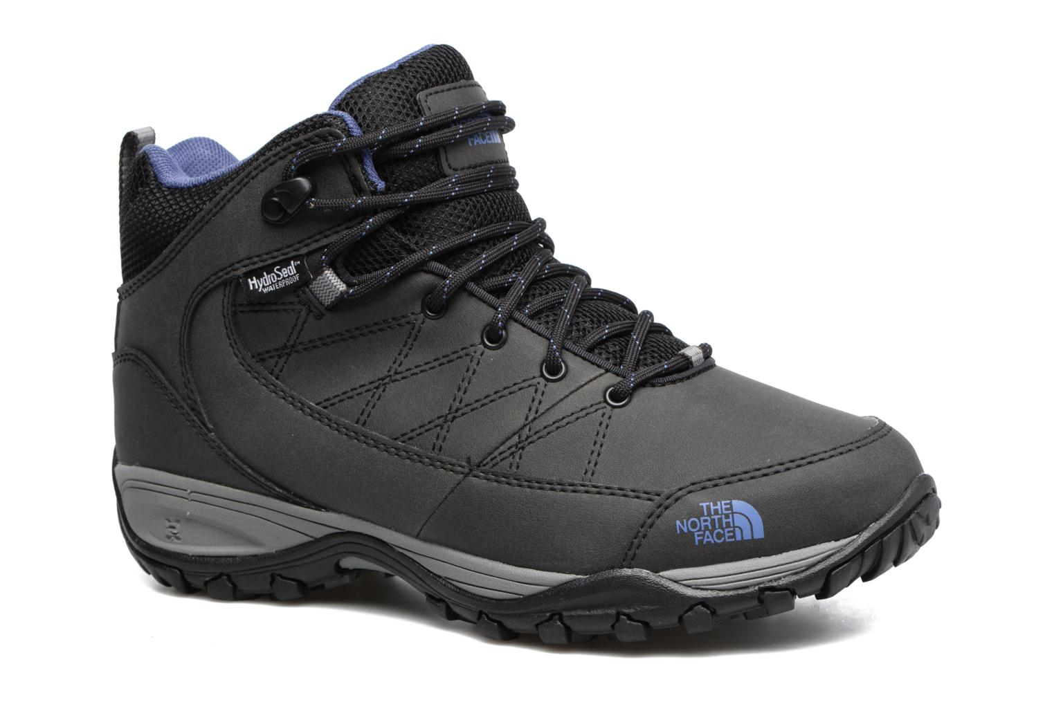 Sport shoes The North Face Storm Strike Wp Grey detailed view/ Pair view