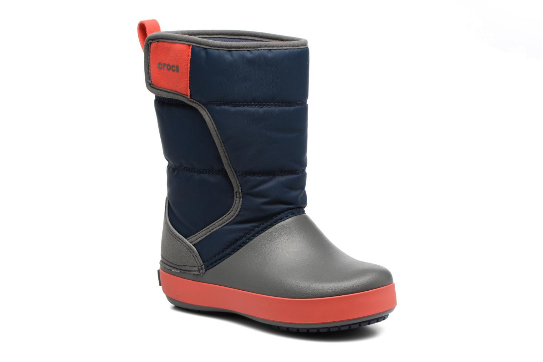 LodgPoint Snow Boot K Navy/Slate Grey