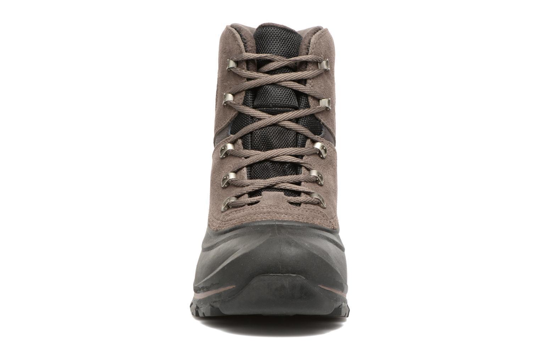 Chaussures de sport Sorel Buxton Lace Marron vue portées chaussures