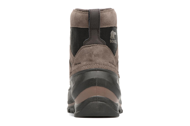 Chaussures de sport Sorel Buxton Lace Marron vue droite