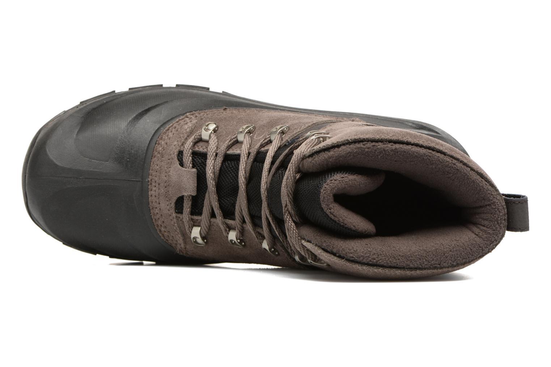 Chaussures de sport Sorel Buxton Lace Marron vue gauche