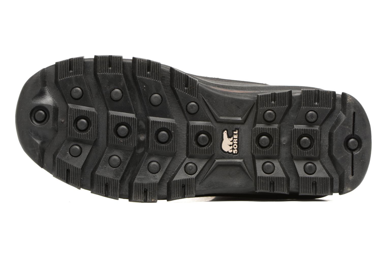 Chaussures de sport Sorel Buxton Lace Marron vue haut