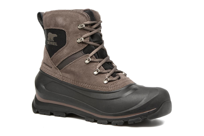 Chaussures de sport Sorel Buxton Lace Marron vue détail/paire