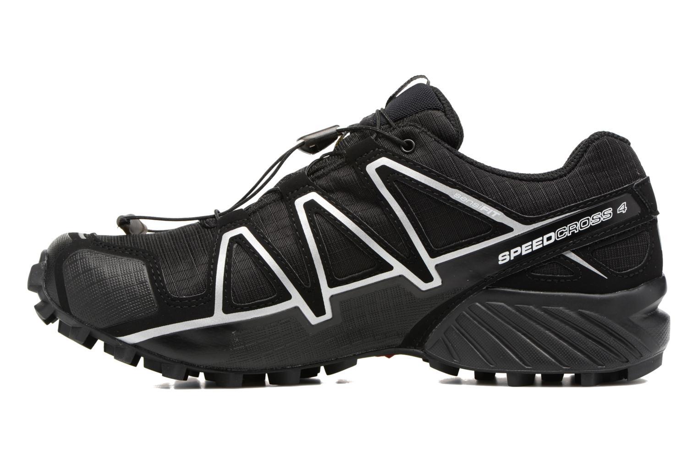 Chaussures de sport Salomon Speedcross 4 Gtx Noir vue face