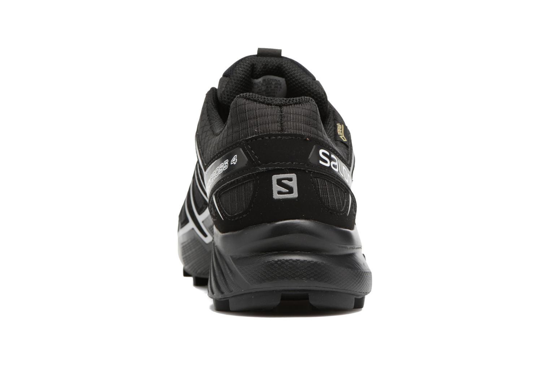 Chaussures de sport Salomon Speedcross 4 Gtx Noir vue droite