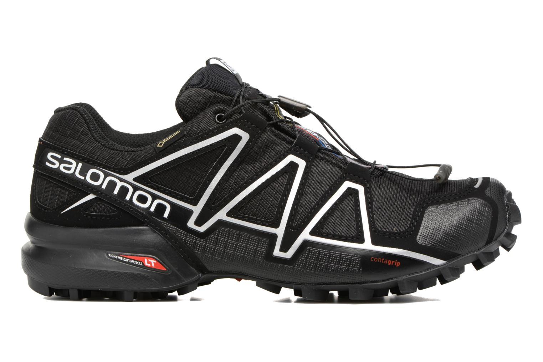 Chaussures de sport Salomon Speedcross 4 Gtx Noir vue derrière