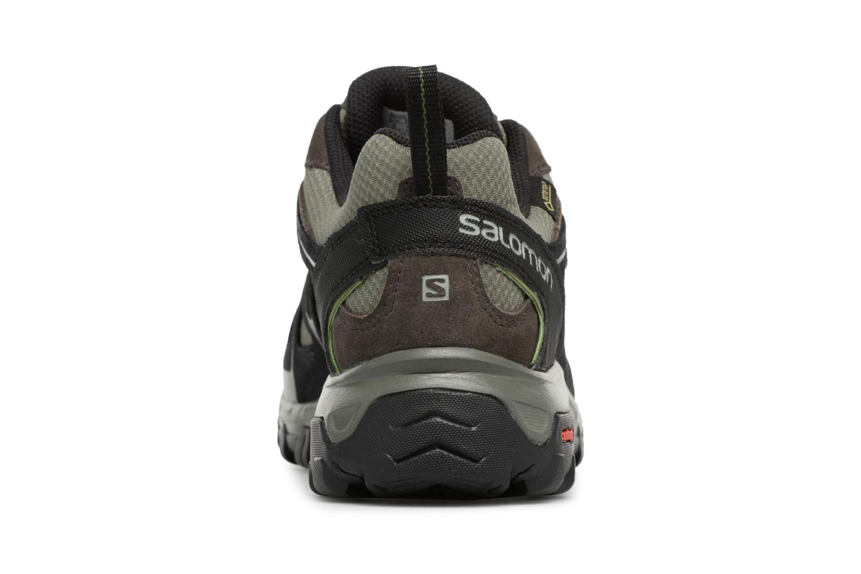 Sportschoenen Salomon Evasion 2 Gtx Grijs rechts