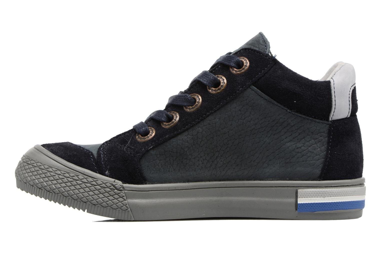 Sneakers Minibel Nick Blauw voorkant