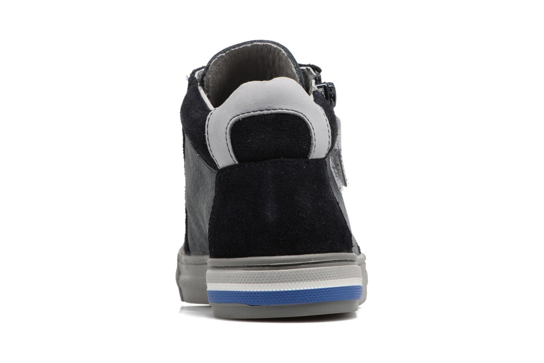 Sneakers Minibel Nick Blauw rechts