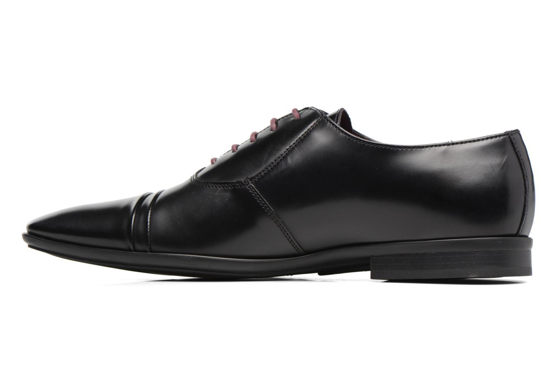 Chaussures à lacets Le Formier Felton 2 Noir vue face