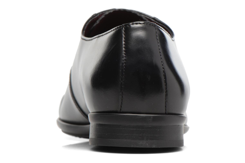Chaussures à lacets Le Formier Felton 2 Noir vue droite
