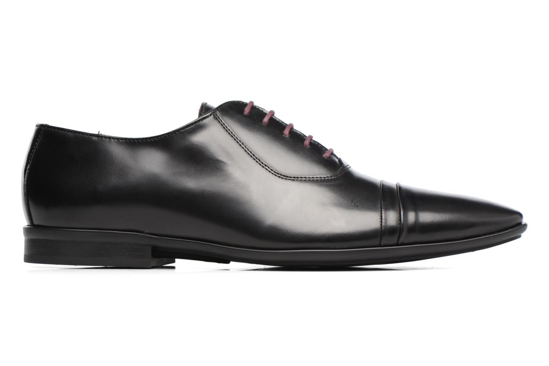 Chaussures à lacets Le Formier Felton 2 Noir vue derrière