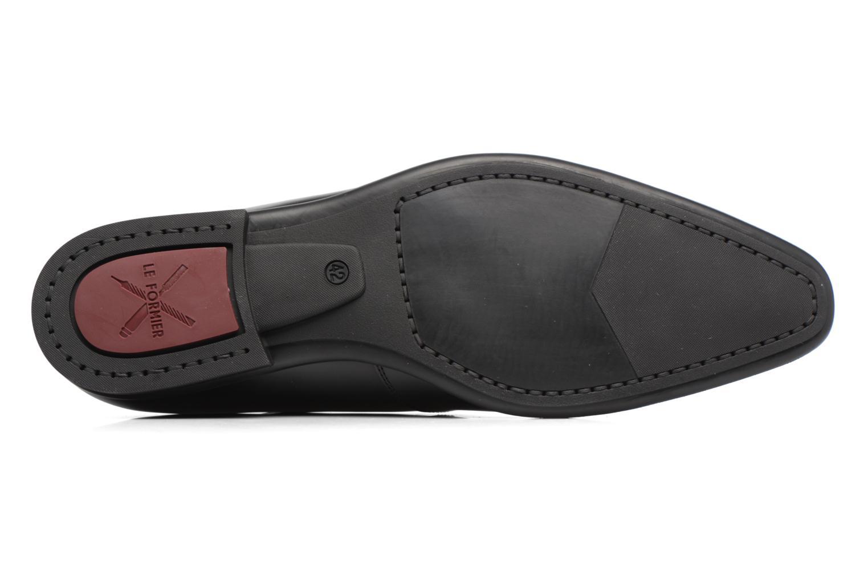 Chaussures à lacets Le Formier Felton 2 Noir vue haut