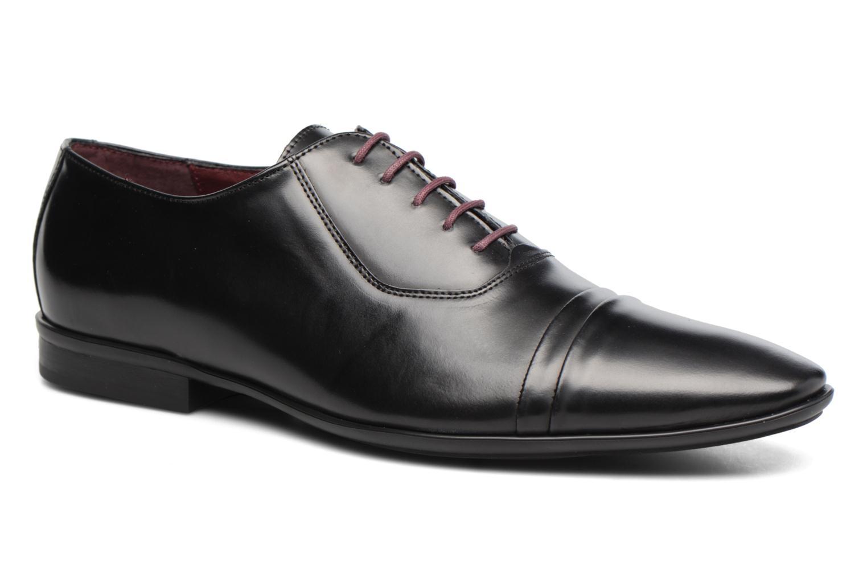 Chaussures à lacets Le Formier Felton 2 Noir vue détail/paire