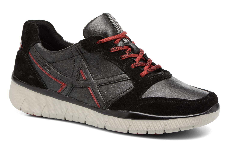 Cómodo y bien parecido Allrounder by Mephisto Lucaya (Negro) - Zapatos con cordones en Más cómodo
