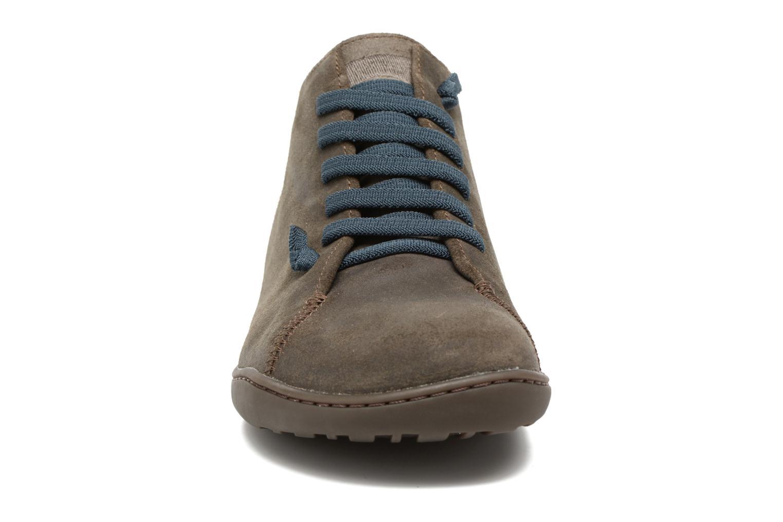 Baskets Camper Peu Cami K300183 Gris vue portées chaussures