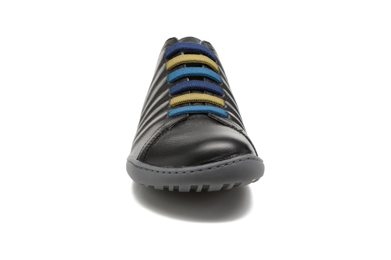 Baskets Camper TWS K100250 Noir vue portées chaussures