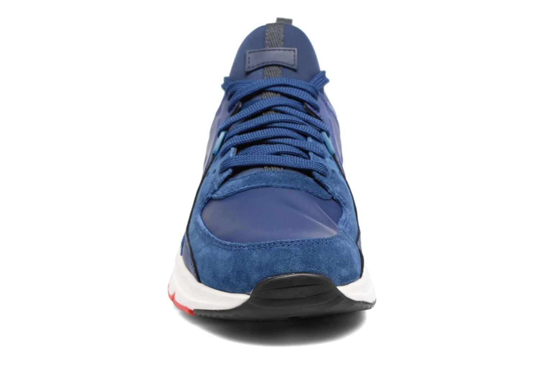 Baskets Camper KTI0 K100169 Bleu vue portées chaussures