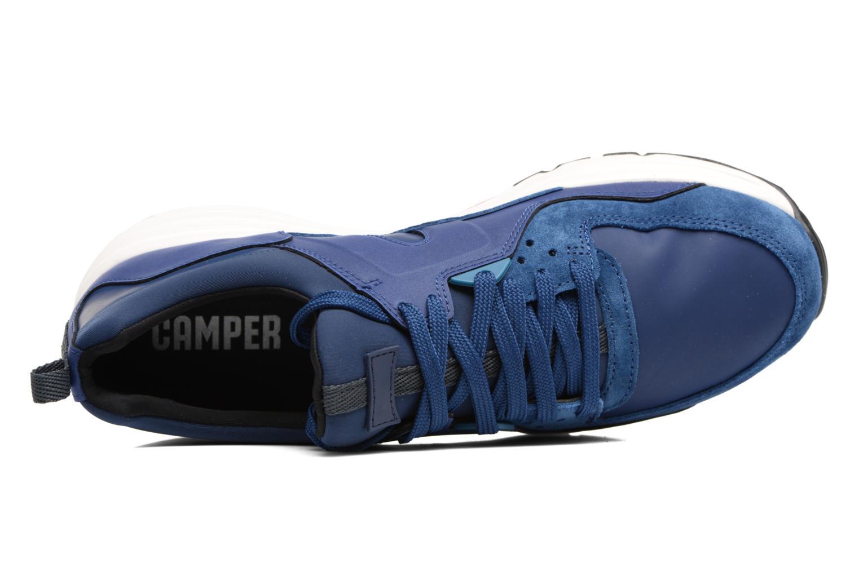 Baskets Camper KTI0 K100169 Bleu vue gauche