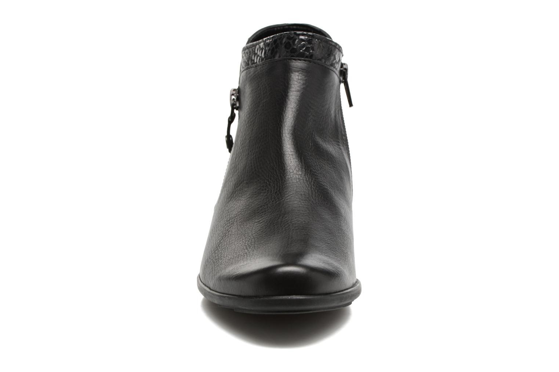 Bottines et boots Mephisto Serena Noir vue portées chaussures