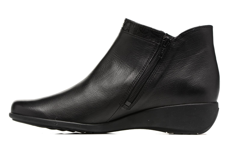 Bottines et boots Mephisto Serena Noir vue face