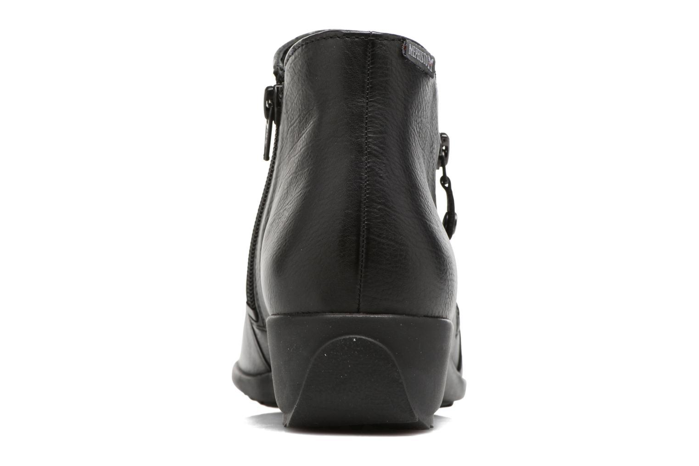 Bottines et boots Mephisto Serena Noir vue droite