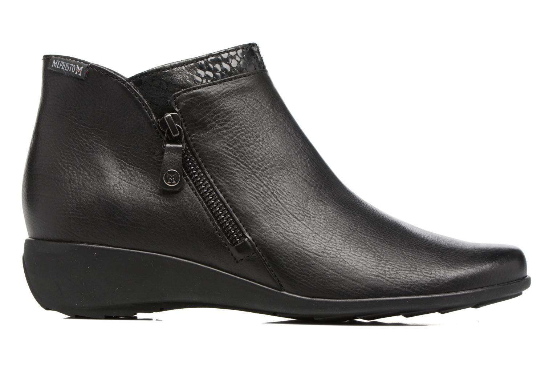 Bottines et boots Mephisto Serena Noir vue derrière