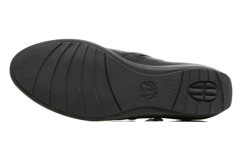 Bottines et boots Mephisto Serena Noir vue haut