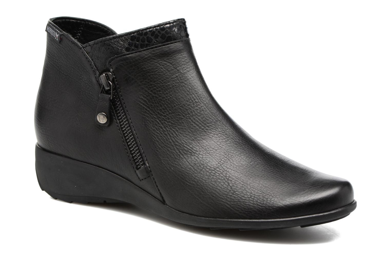 Bottines et boots Mephisto Serena Noir vue détail/paire
