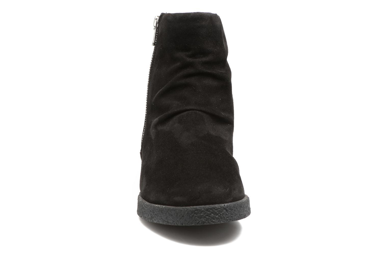 Bottines et boots Mephisto Cassandra Noir vue portées chaussures
