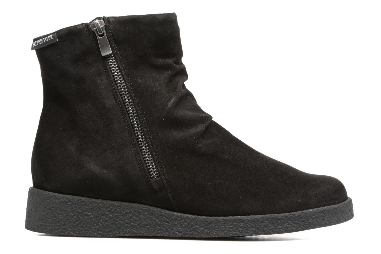Bottines et boots Mephisto Cassandra Noir vue derrière