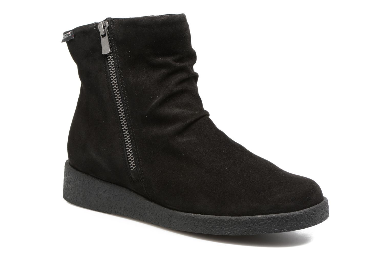Bottines et boots Mephisto Cassandra Noir vue détail/paire